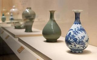 故宫首次集中展示正统景泰天顺御窑瓷器
