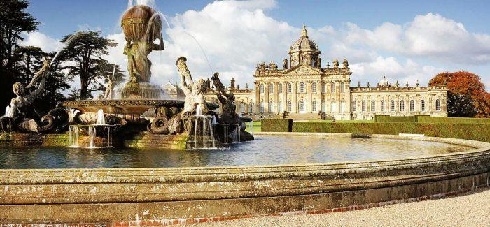 除了王子大婚的温莎城堡 还有这些古堡值得一游