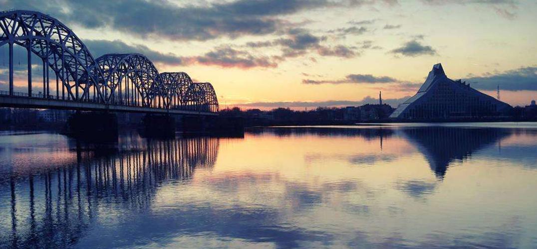 拉脱维亚灵魂的储存地——国家图书馆