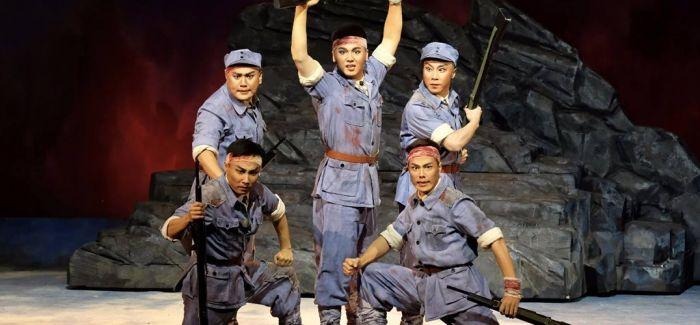 《狼牙山》:重温那段战火青春岁月