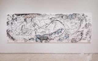 古根海姆美术馆呈现中国艺术家作品