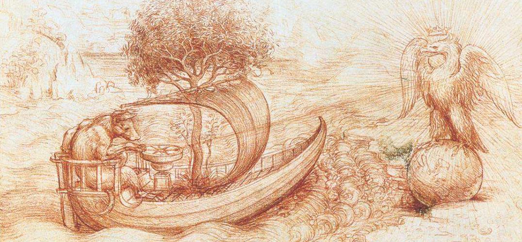 达·芬奇《美丽的公主》原作将在中国首展