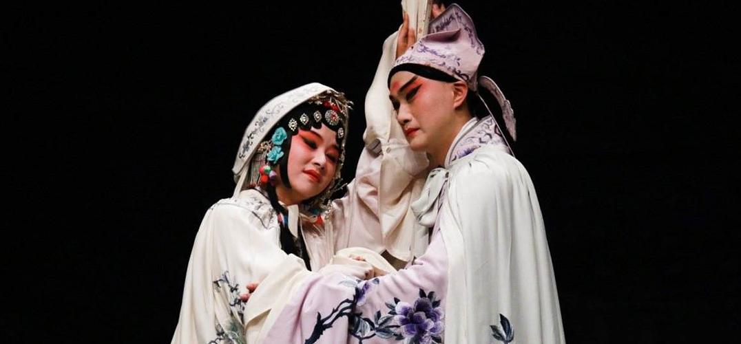 舞剧《桃花扇》中的离合爱情