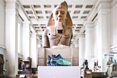 大英博物馆新馆藏,一双旧球鞋
