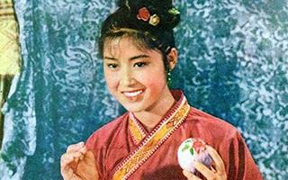 用舞蹈演绎刘三姐的故事