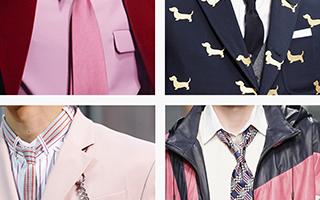 选一条有趣的新领带