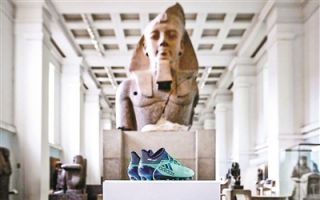 大英博物馆竟然收藏了一双穿过的球鞋!