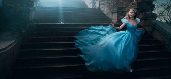 《灰姑娘》:要勇敢坚强且善良