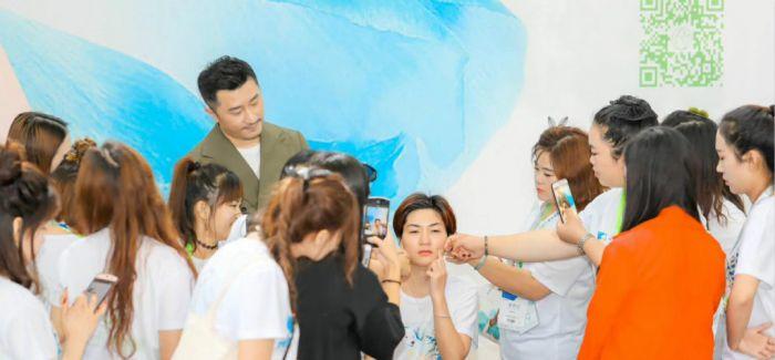 阿底提精彩亮相第23届中国美容博览会