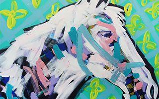 """画""""美猴王""""的美国涂鸦艺术家 在时尚圈风生水起!"""