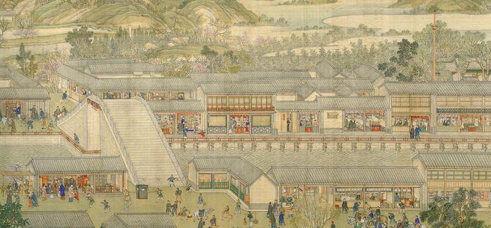 130件作品 还原清代中期的画坛真貌