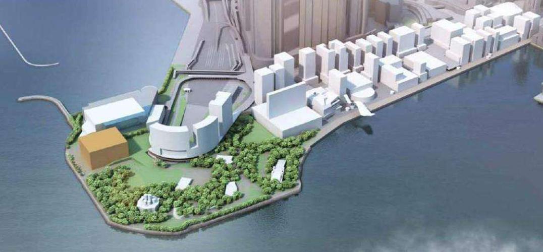 香港故宫文博馆建成后将常设展出故宫文物
