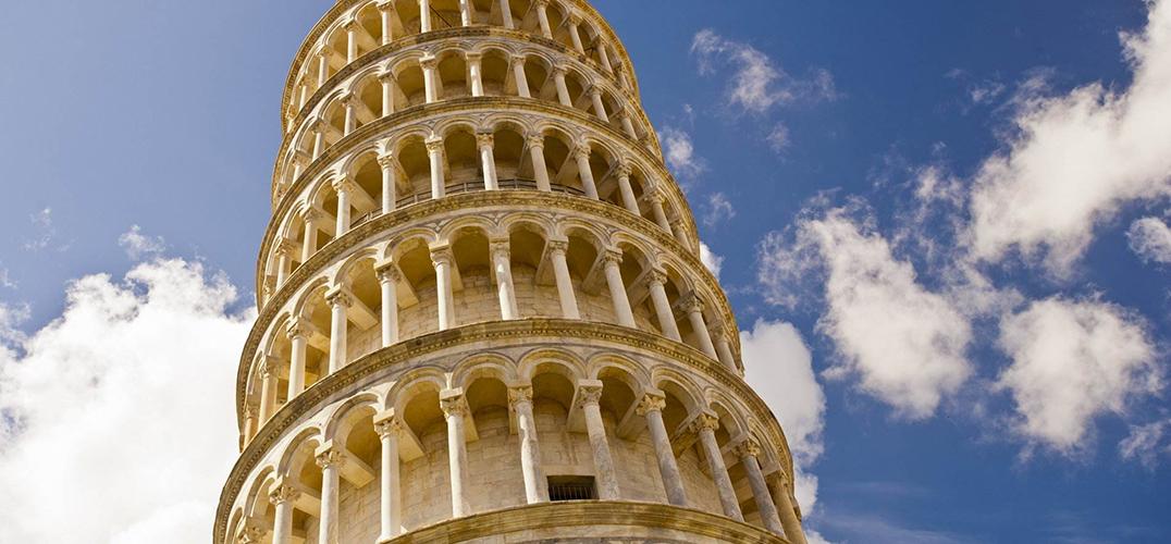 比萨斜塔将保持300年稳定不倒