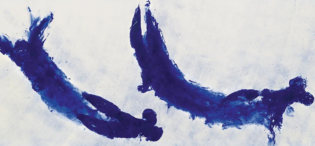 """一场蓝色的""""恶作剧"""""""
