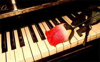 中国十二首民歌钢琴幻想曲