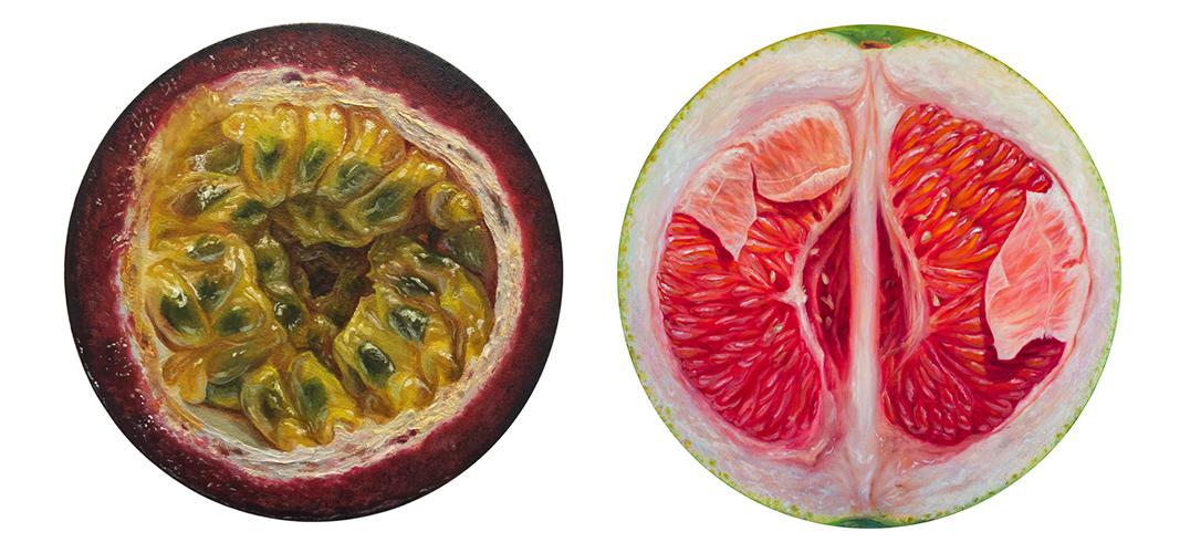 一场丰盛的水果飨宴