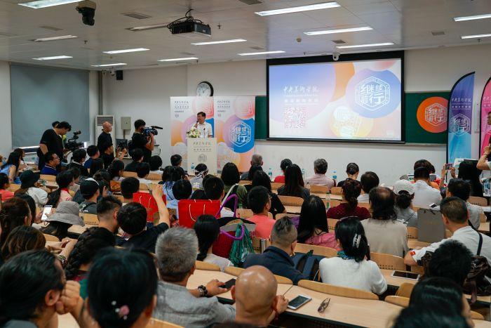 10中央美院继续教育学院校友返校参加校庆活动 (2)