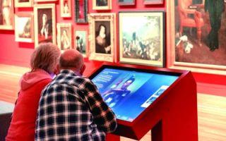 新西兰国立博物馆:玩转数字化导览