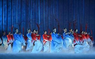 民族舞剧《孔子》:以舞蹈的形式演绎孔子一生