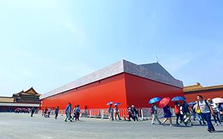 《清明上河图3.0》高科技互动艺术展演全球首展开启