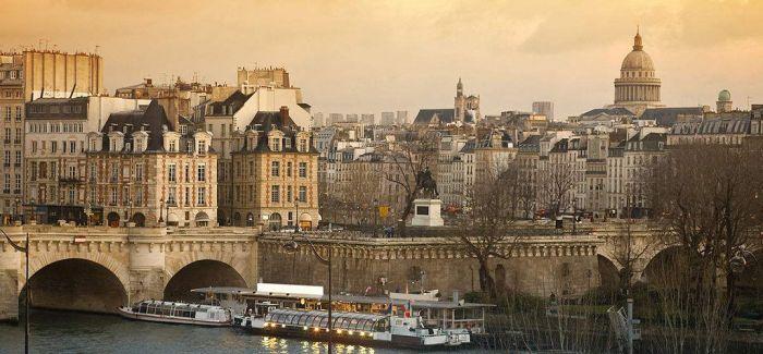巴黎最老的新桥