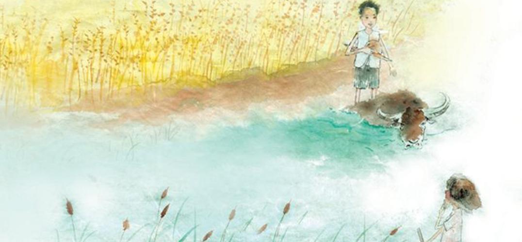 《青铜葵花》:一个男孩和一个女孩的故事