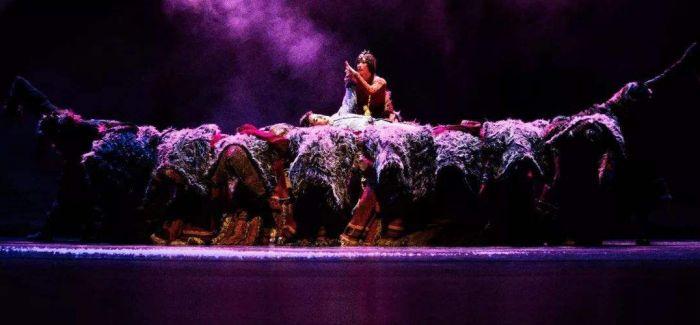 舞剧《天路》 呈现动人筑路故事