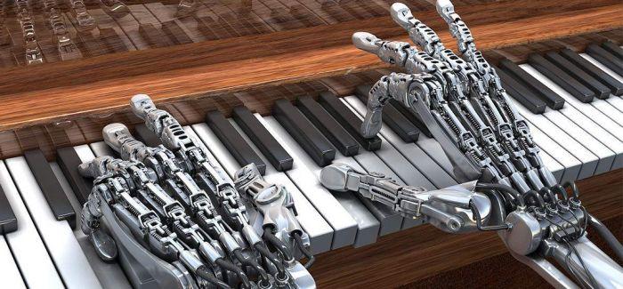 机器向钢琴家发起挑战