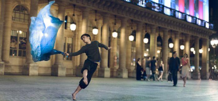 当芭蕾遇到世界杯