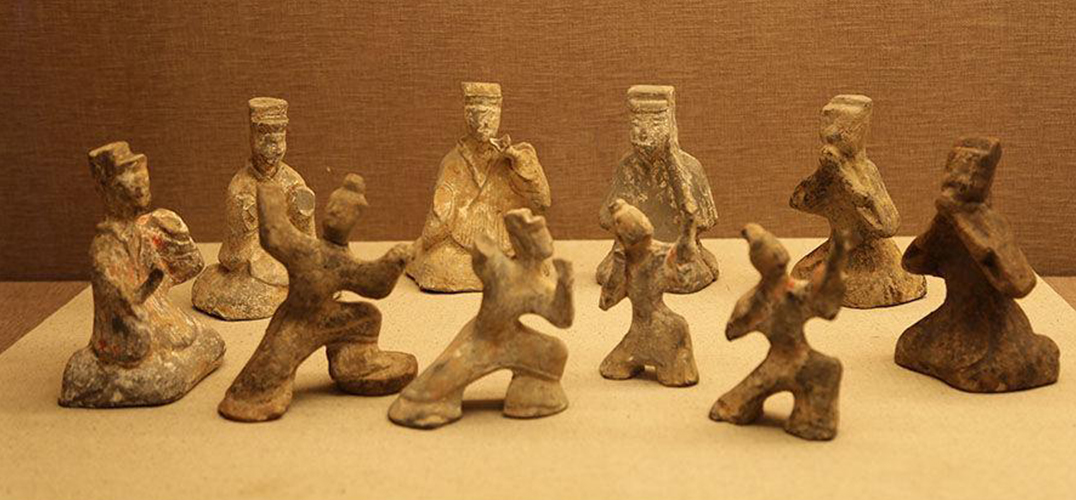 北大赛克勒博物馆里的十场展览