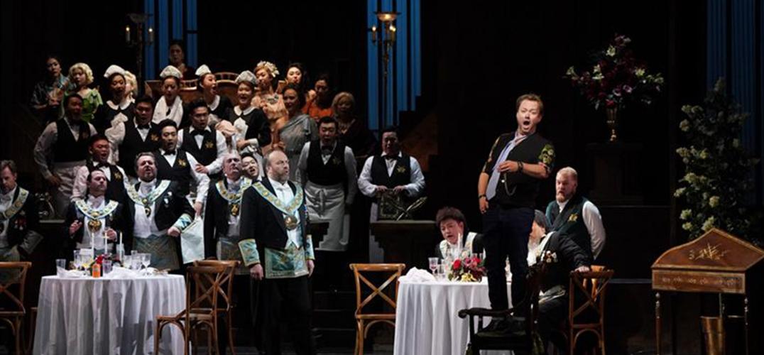 《纽伦堡的名歌手》:座中常有剧中人