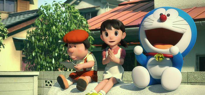 《哆啦A梦》:不在意完美 只为封存天真