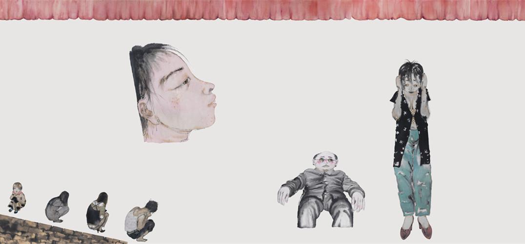 """""""刘庆和:同尘""""个展6月15日在武汉合美术馆展出"""