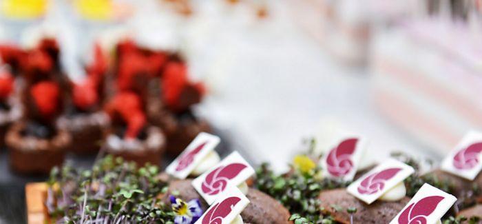 洲际湾紫贝壳艺术下午茶