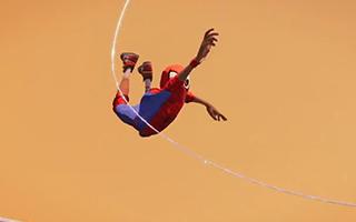 小黑蛛惊获超能力拯救世界 ?