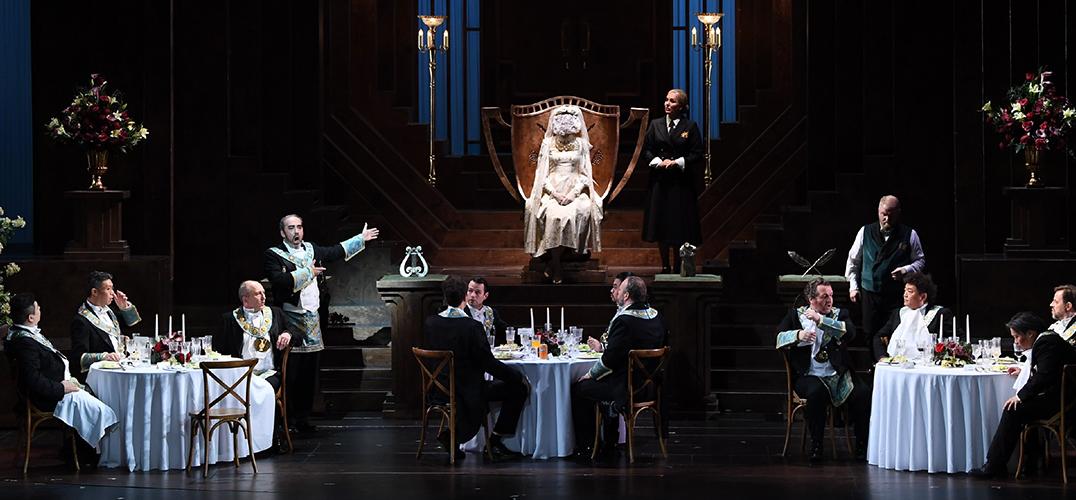 充满新意的瓦格纳歌剧《纽伦堡的名歌手》