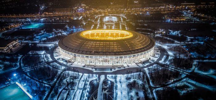 """俄罗斯世界杯场馆的""""秘密"""""""