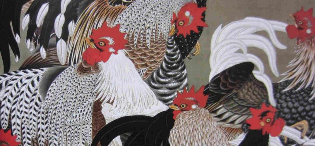 这些日本艺术家 你知道几个?
