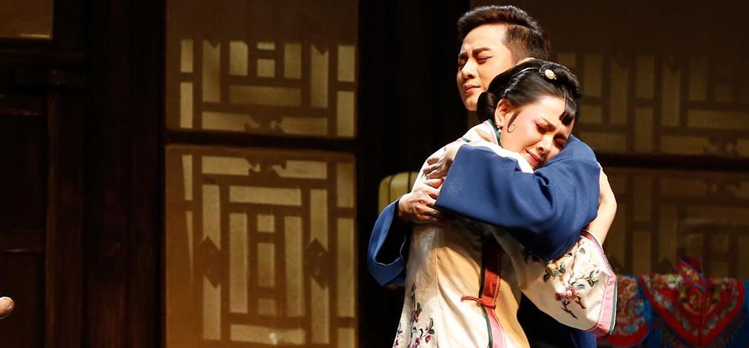 青年人的京味话剧——《缂丝箭衣》