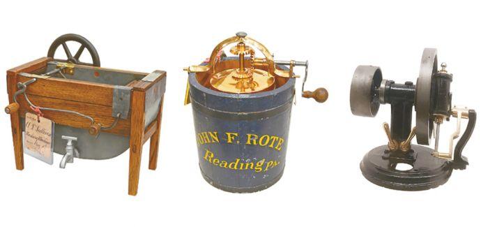 创造的力量——美国19世纪专利模型展