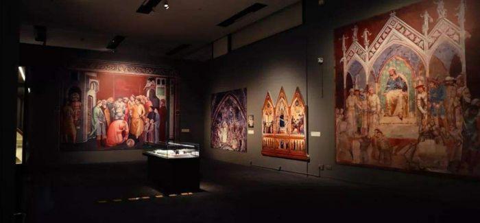 庞贝遗址经典壁画亮相国家博物馆