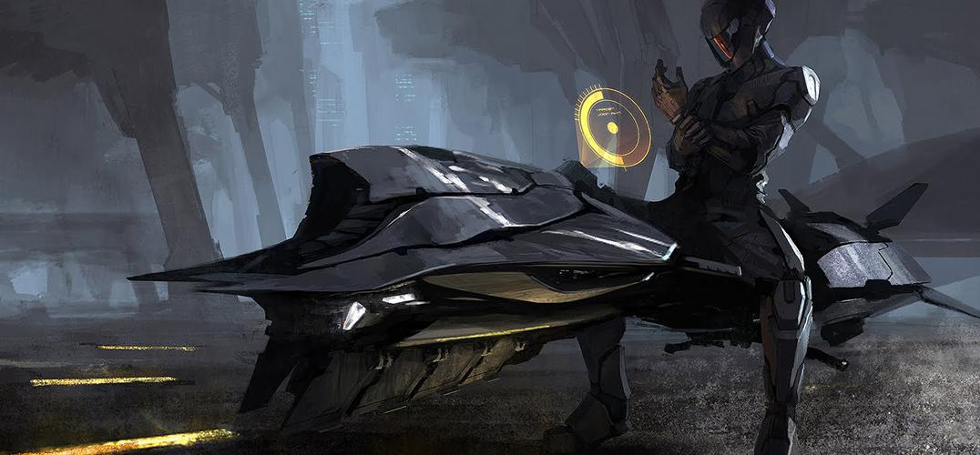 用CG技术创造幻想乌托邦