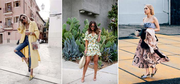 夏日炎炎 衣服变得更加凉爽 那鞋子呢?