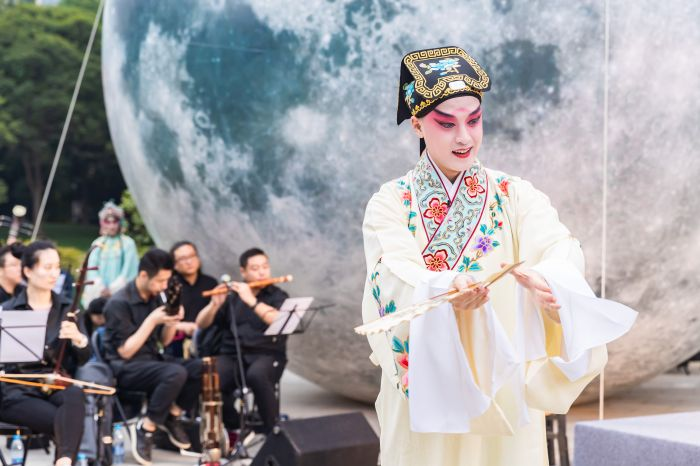 上海新天地_2018表演艺术新天地_花间月1