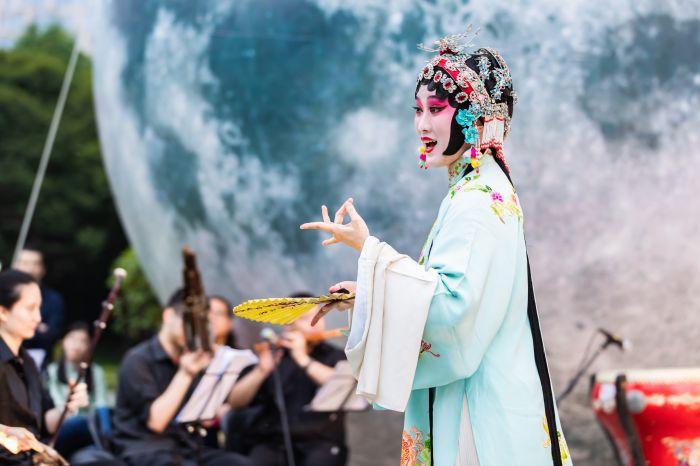 上海新天地_2018表演艺术新天地_花间月8