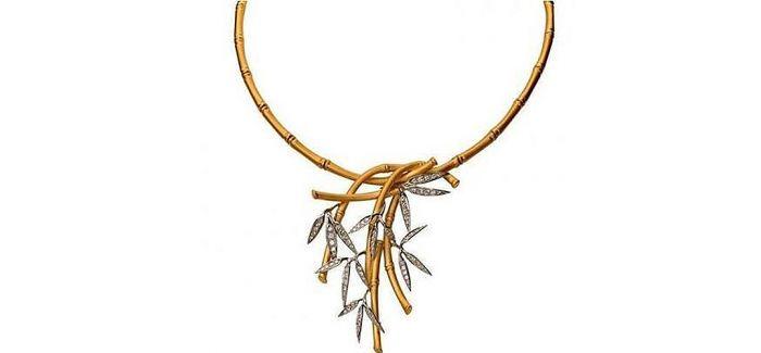 珠宝设计中的中国元素