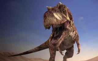 """恐龙驾到 诸""""神""""避让"""