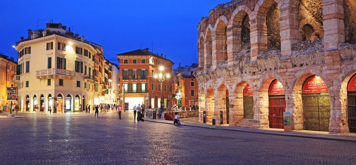 维罗纳:一座罗马人的城市