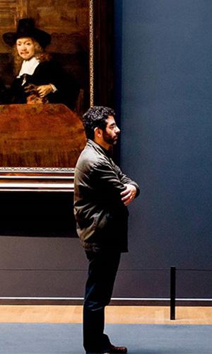 为一座博物馆赴一座城