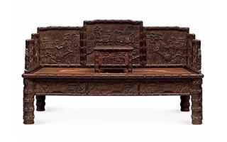 """""""明清古典家具精品""""专场中的52件老家具"""